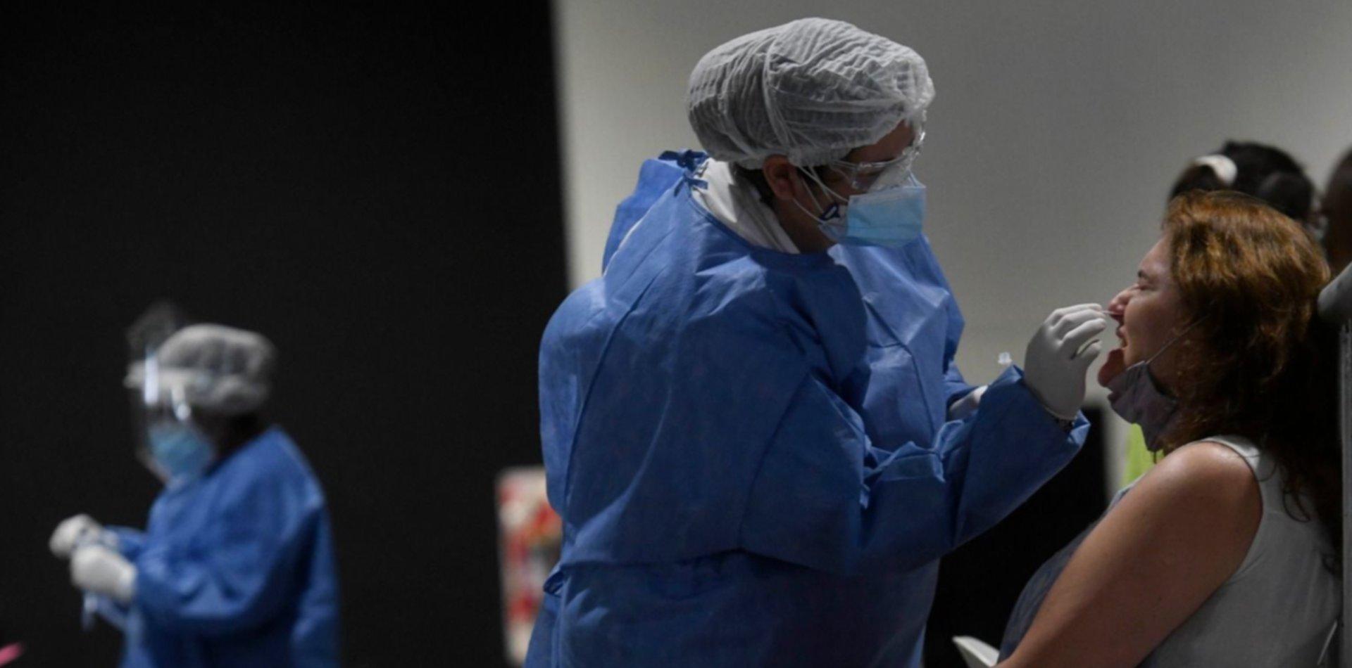 Un nuevo fallecido por COVID en La Plata y 143 casos en las últimas 24 horas