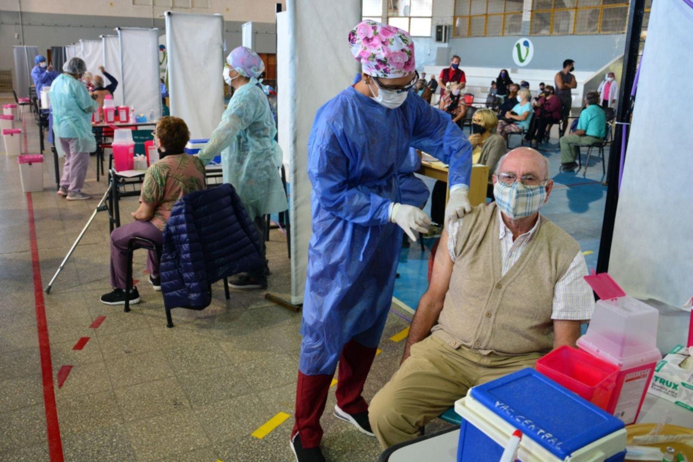 Una provincia alcanzó la inmunidad de rebaño