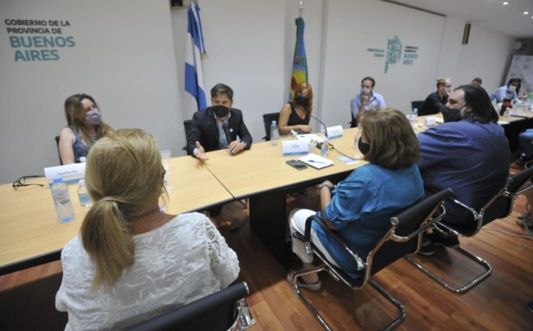 El Gobierno provincial les ofreció a los docentes un aumento del 32%