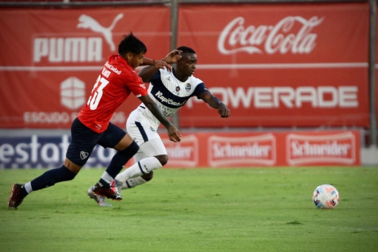El Lobo mereció un poco más pero cayó ante Independiente