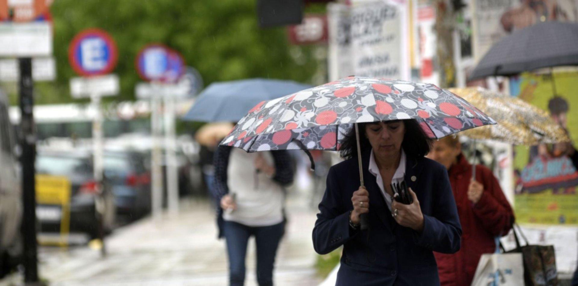 Clima: Lluvias leves y ascenso de la temperatura, así continuará el tiempo en La Plata