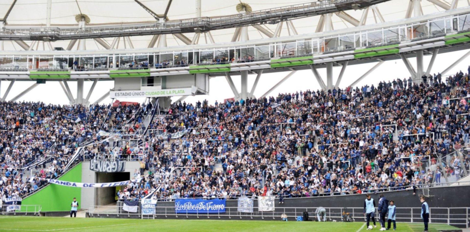 El Lobo podría hacer de local en el Estadio Único