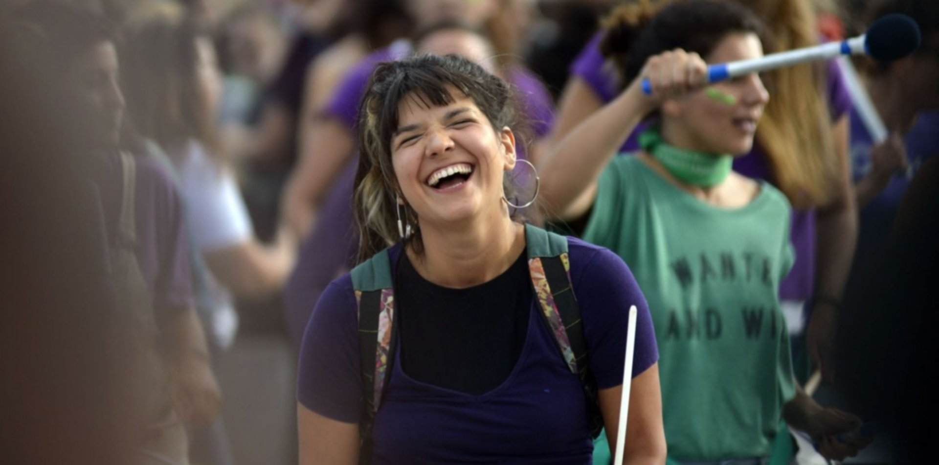 Baile, circo y charlas: toda la agenda cultural del sábado del Encuentro Feminista