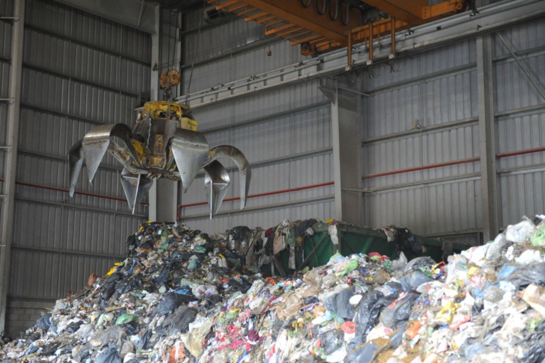 Conmoción en Ensenada: encuentran el brazo de un feto en una máquina recicladora