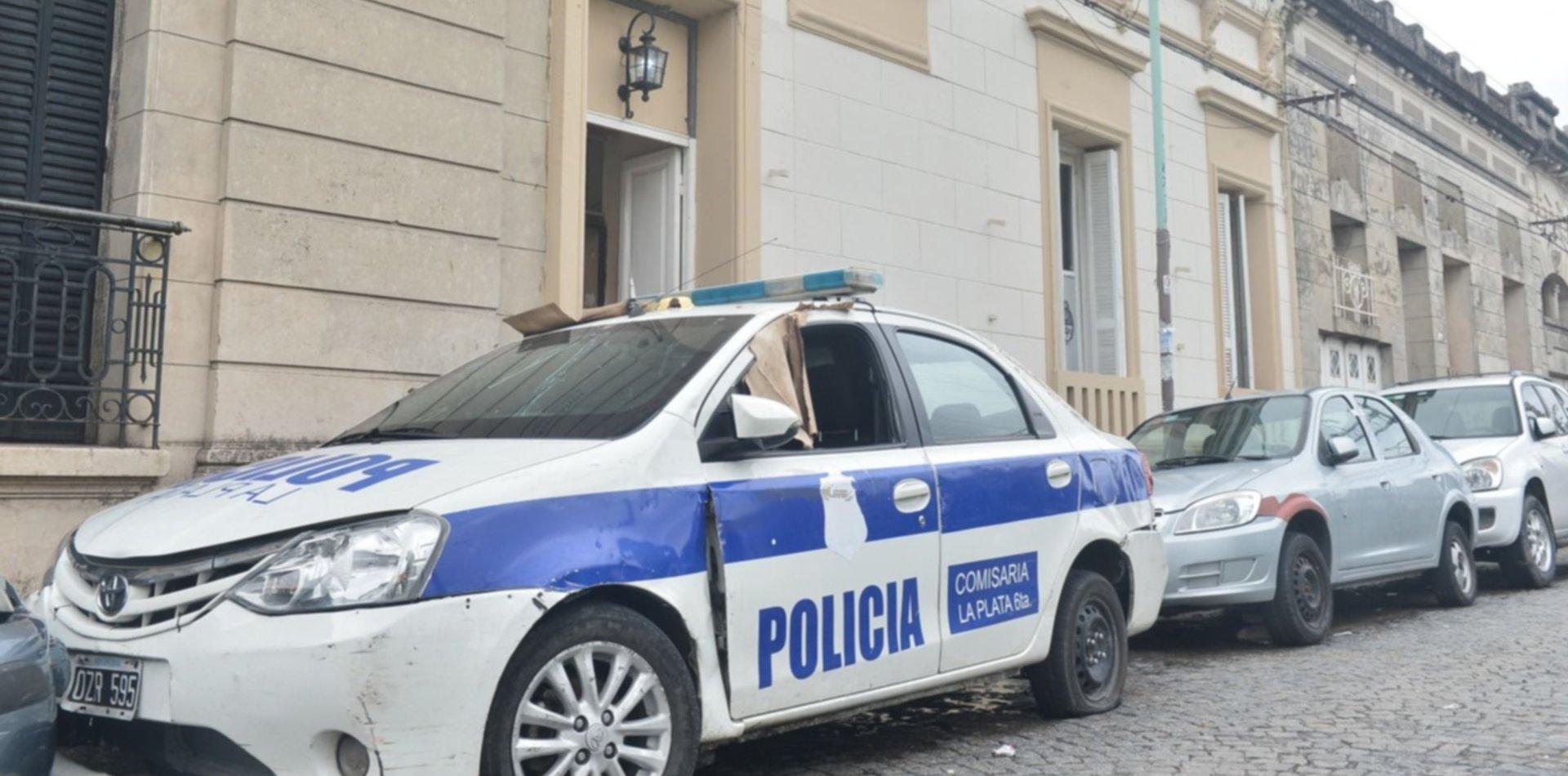 Entraron a un taller mecánico de La Plata y robaron herramientas por un valor de $50 mil