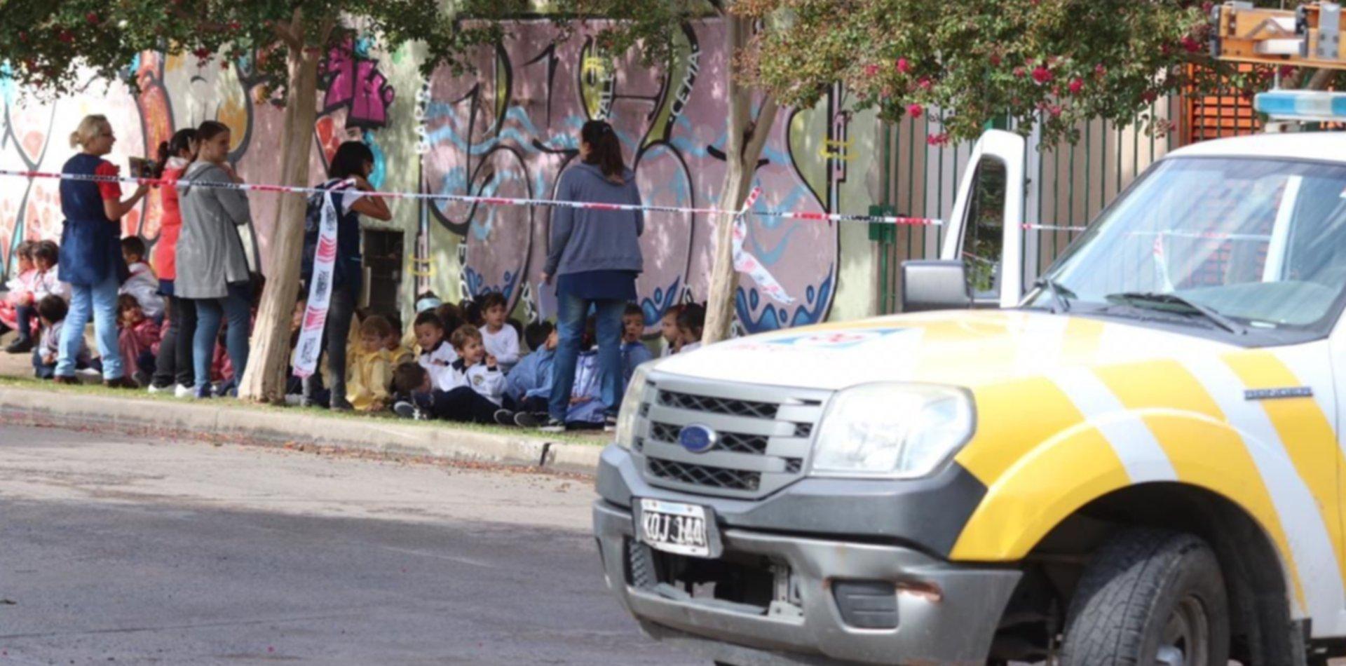 Volvieron las amenazas de bomba a Berisso: evacuaron una escuela por un nuevo llamado