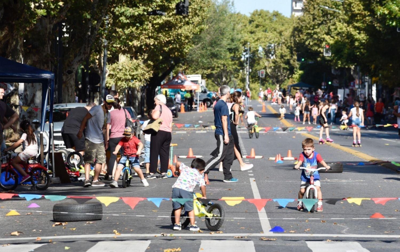La avenida 13 será por un día un territorio en el que reinarán los niños