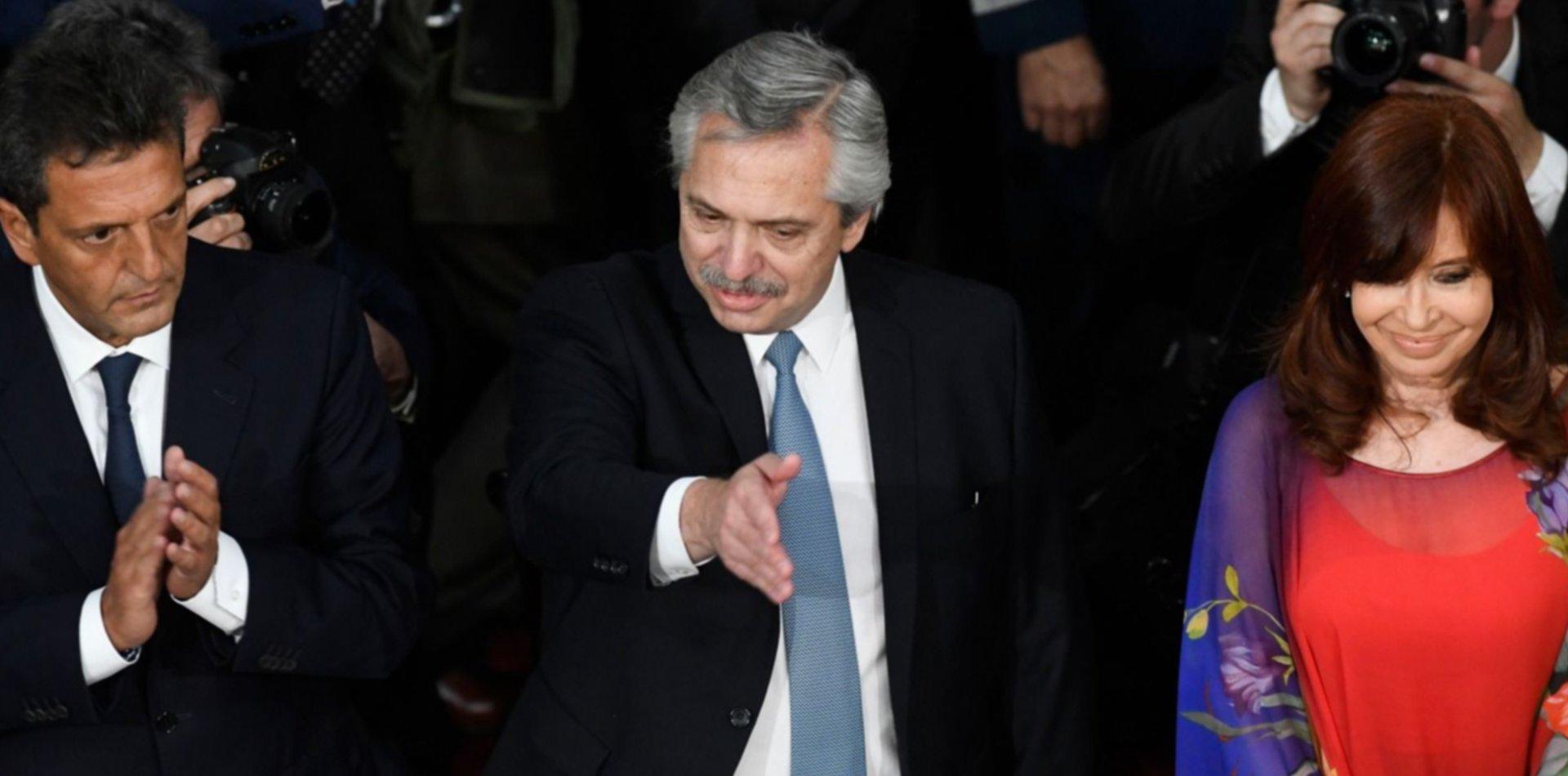 Alberto Fernández aseguró que en 10 días enviará un proyecto para la legalizar el aborto
