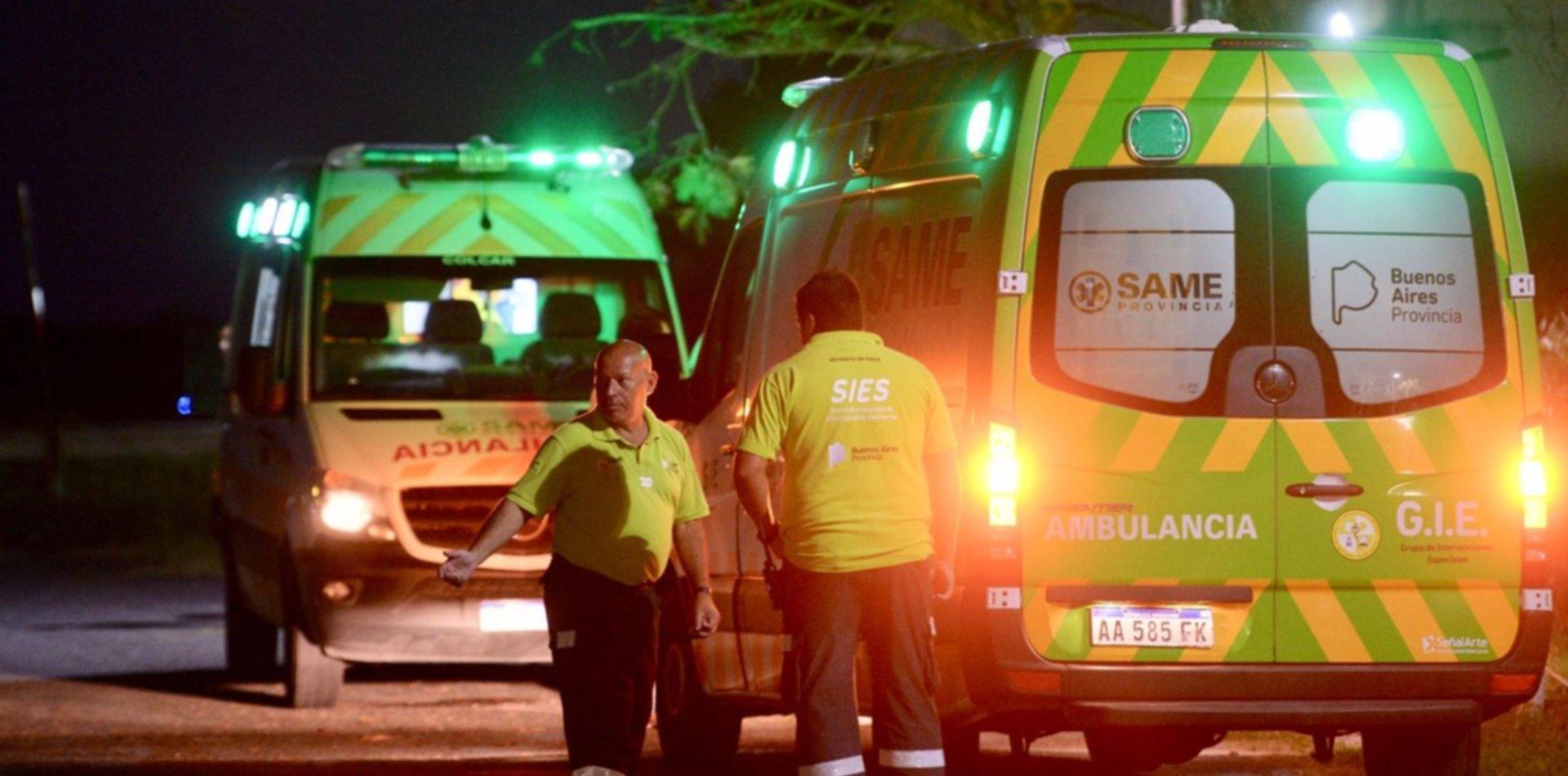 Accidente fatal en La Plata: un motociclista murió tras chocar con un camión