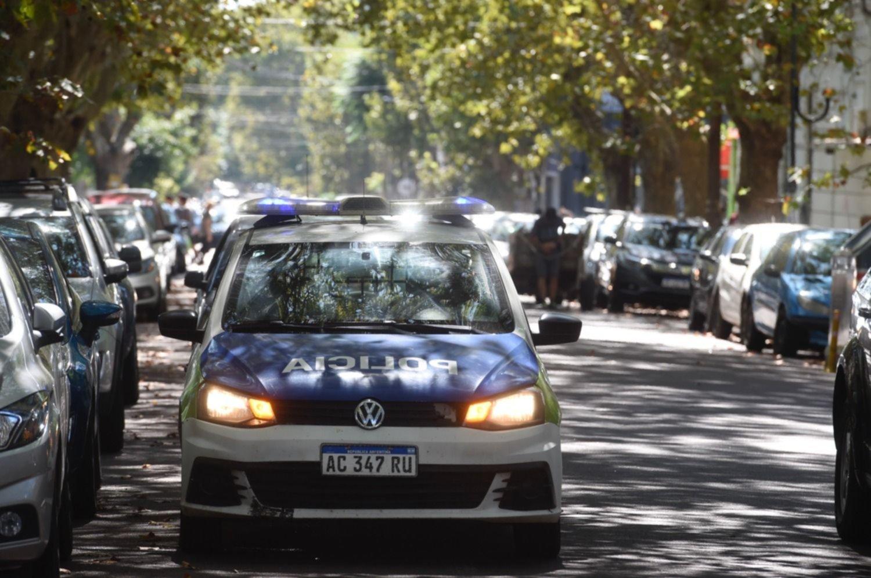 Así fue la violenta entradera de cinco ladrones a una familia en La Plata