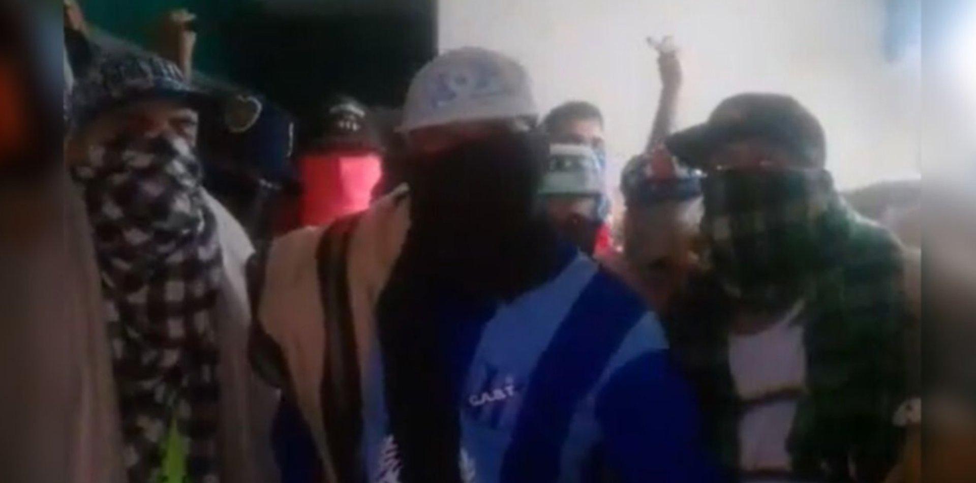 VIDEOS: Los reclamos de los presos de Olmos en medio de la cuarentena por coronavirus