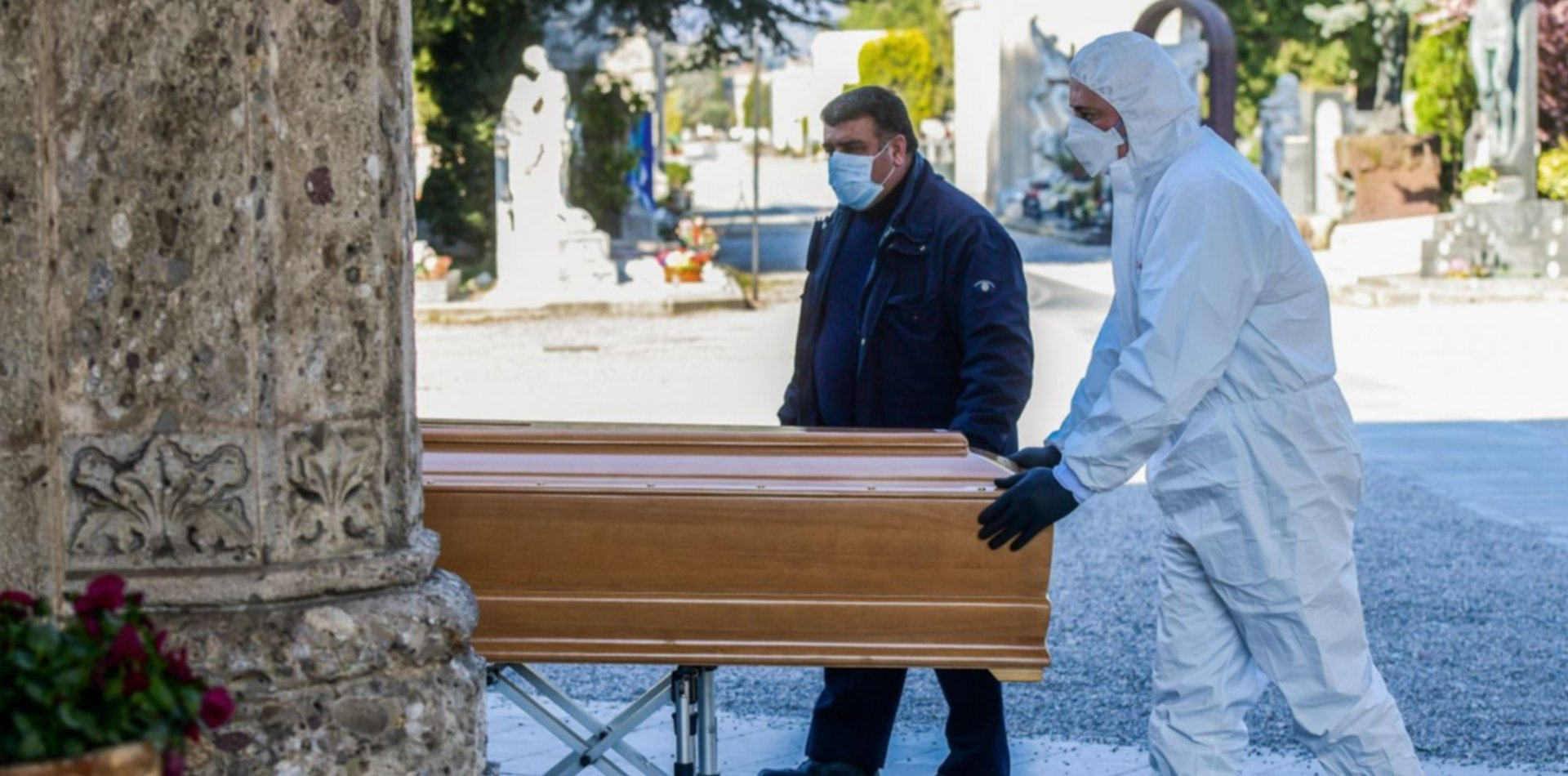 Con 48 víctimas, hay un nuevo récord de muertes por coronavirus en un solo día