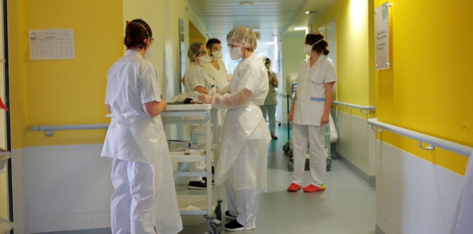 Suman a 3.700 profesionales y voluntarios para combatir el coronavirus en la provincia