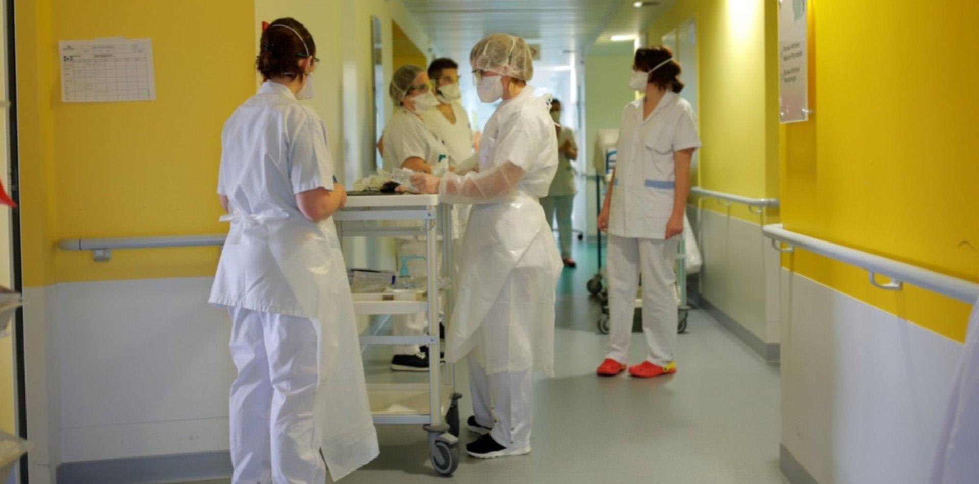 Ya sumaron 500 profesionales a los hospitales bonaerenses y planean incorporar 3500 más