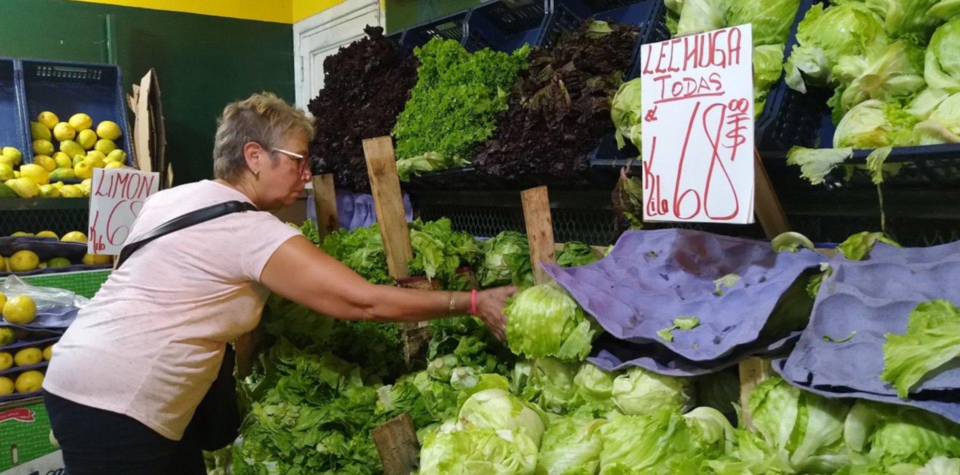 Verduras, yerba y azúcar: el ranking de consultas de los consumidores platenses en cuarentena