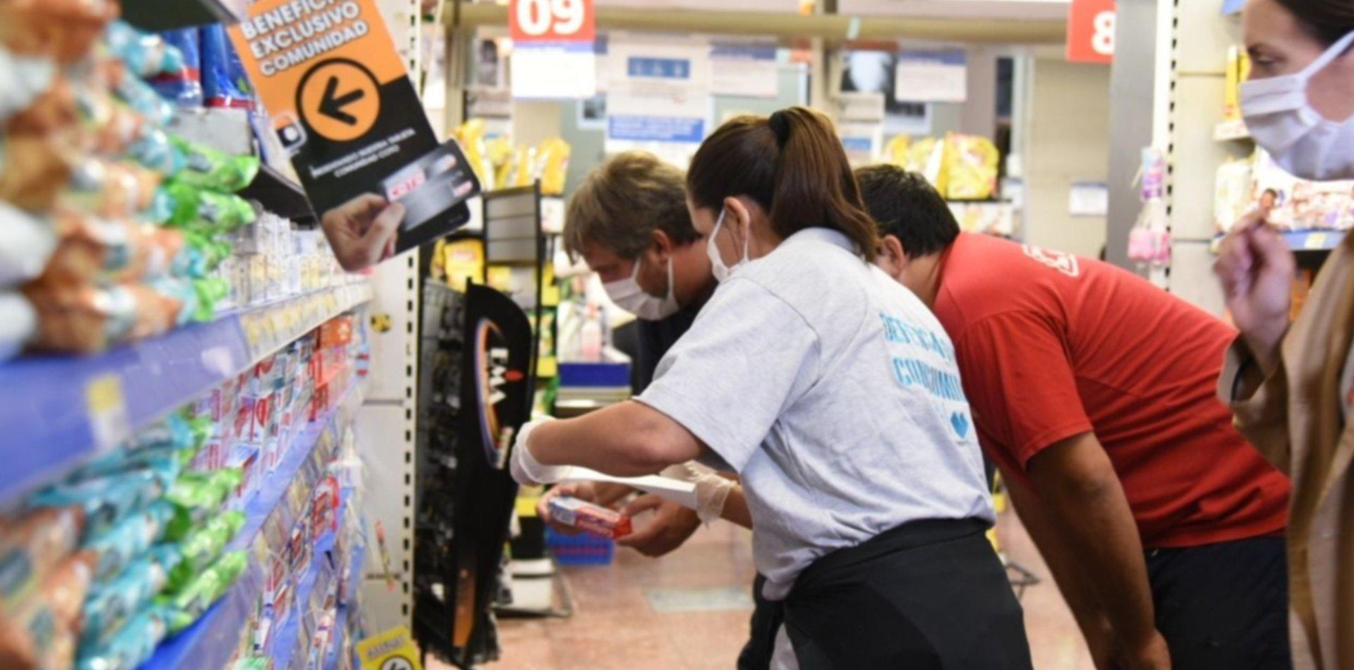 Sancionan a un supermercado chino de La Plata por aumentos excesivos del 40% en los precios