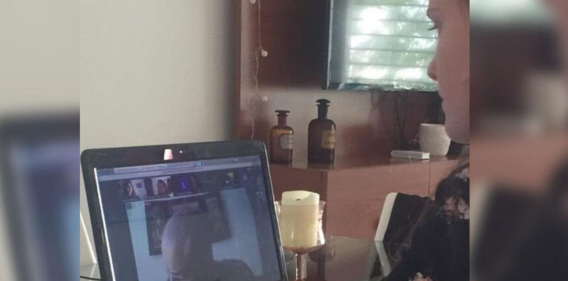 La UNLP ya tiene su primera graduada virtual en medio de la cuarentena