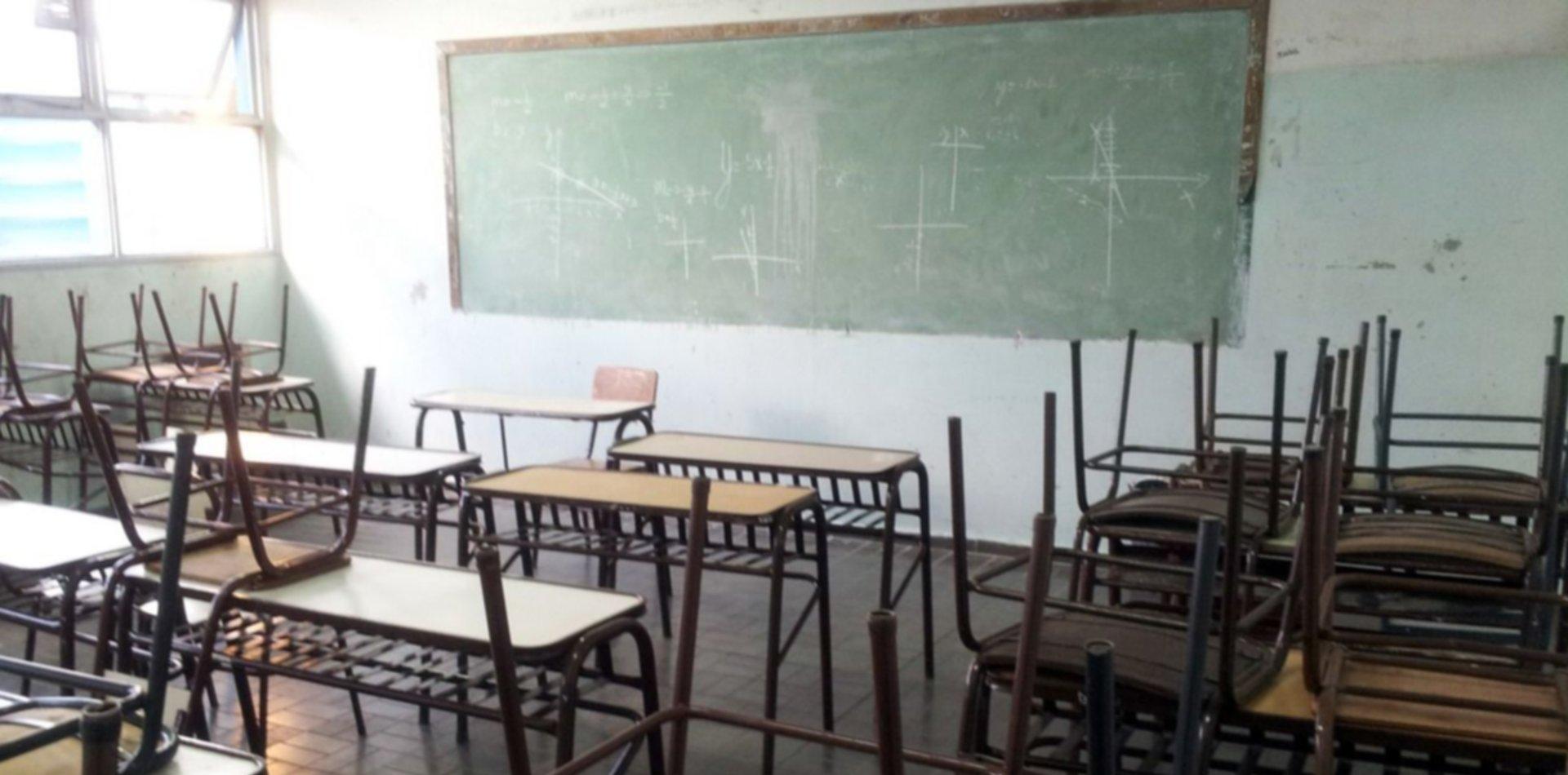 CONADU adhirió al paro nacional de CTERA y este jueves tampoco habrá clases en la UNLP