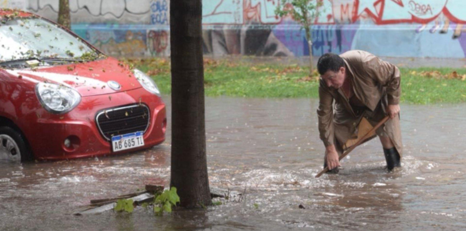 Continúa la colecta de la UNLP para ayudar a los damnificados por el temporal en La Plata