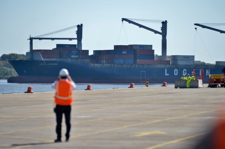 Puertos: comunicado del Ministerio de Transporte en plena vigilancia epidemiológica