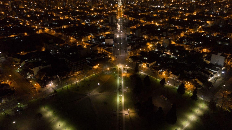 La UNLP desarrolla un plan de ciudad inteligente para optimizar el consumo del alumbrado