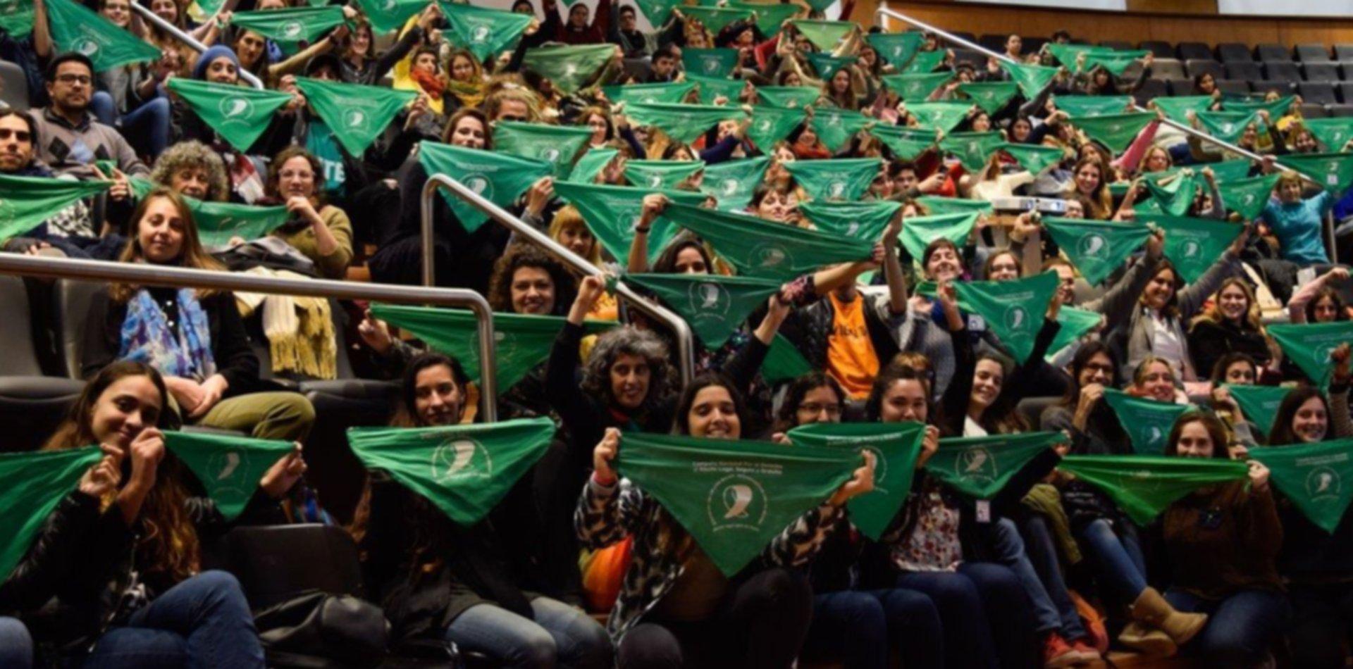 Ya hay fecha para el inicio de la Cátedra Libre por el Aborto en la UNLP