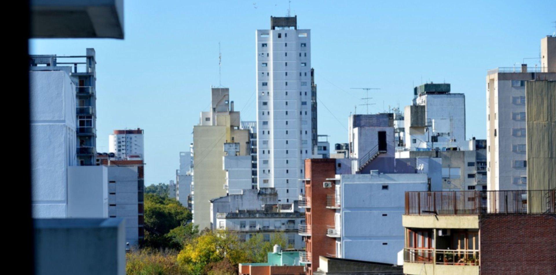 Se fueron las lluvias y vuelve el sol: así estará el clima este martes en La Plata