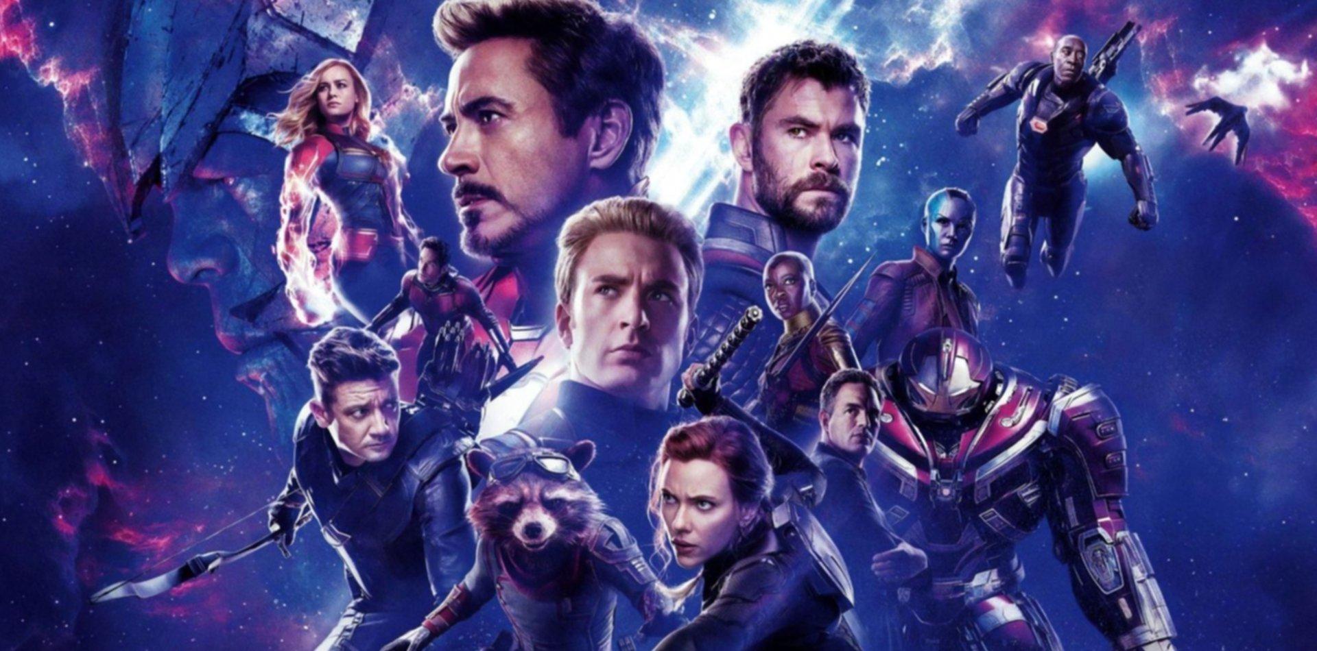 """La UNLP se sumó al fanatismo por """"Avengers: End Game"""", pero con un objetivo solidario"""