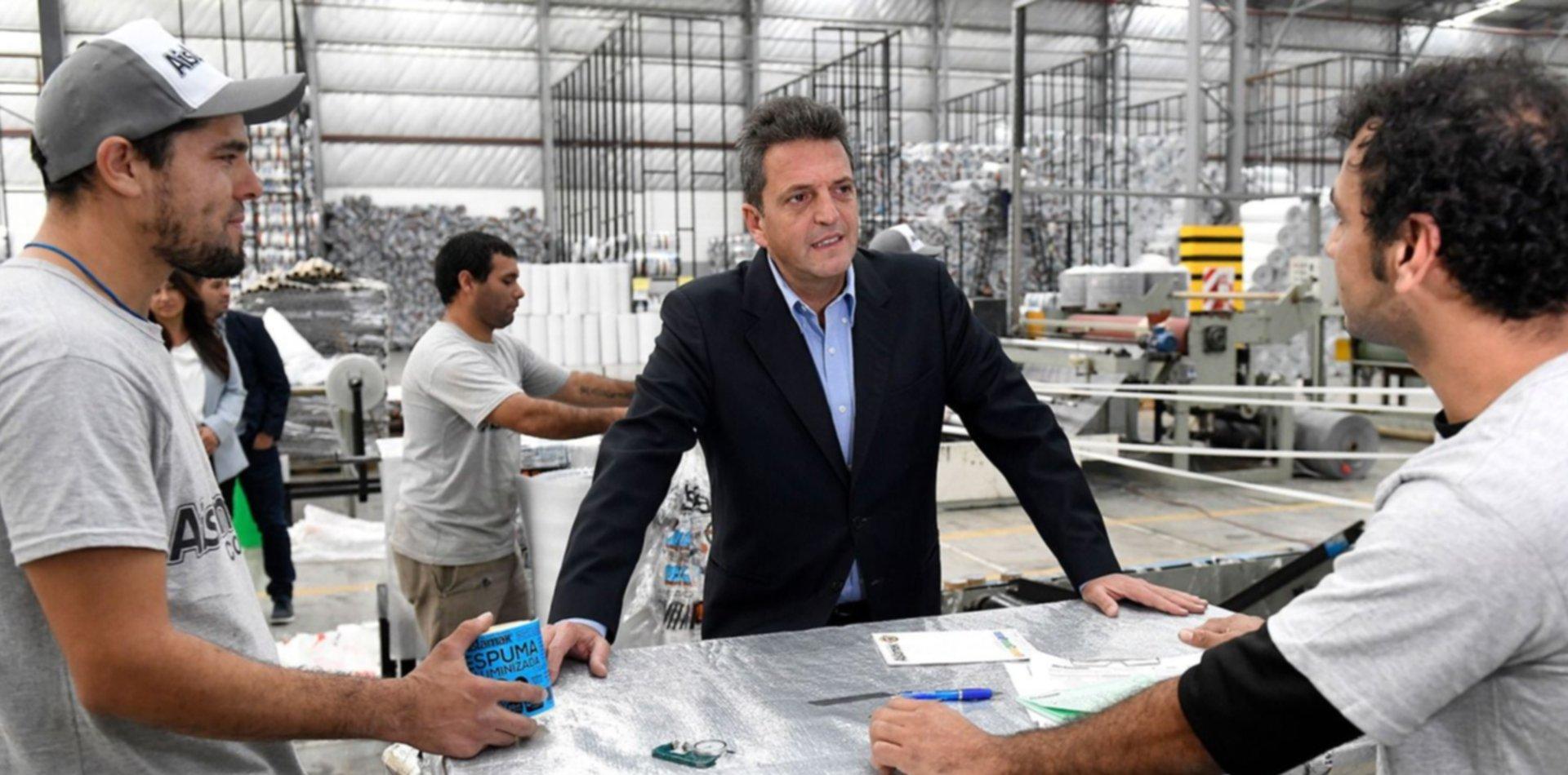 Sergio Massa apura las definiciones y dará a conocer su candidato a intendente en La Plata