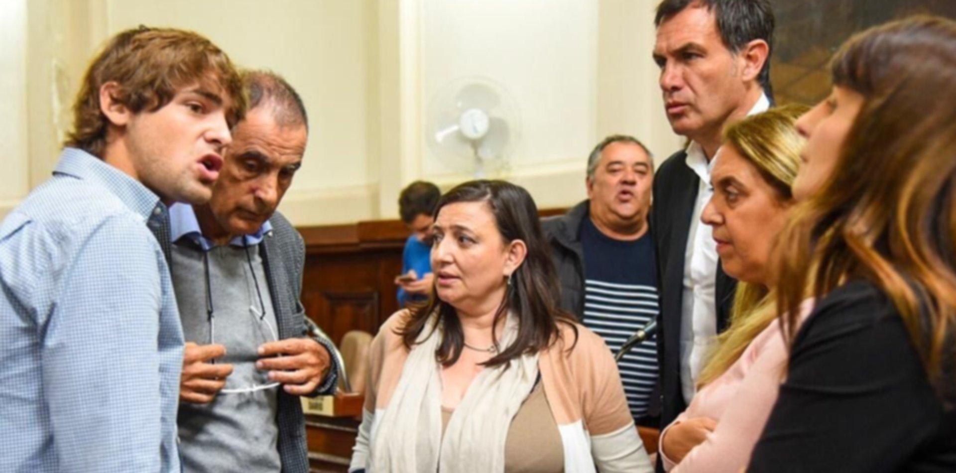 Se reaviva la polémica: concejales opositores piden volver a sesionar todas las semanas