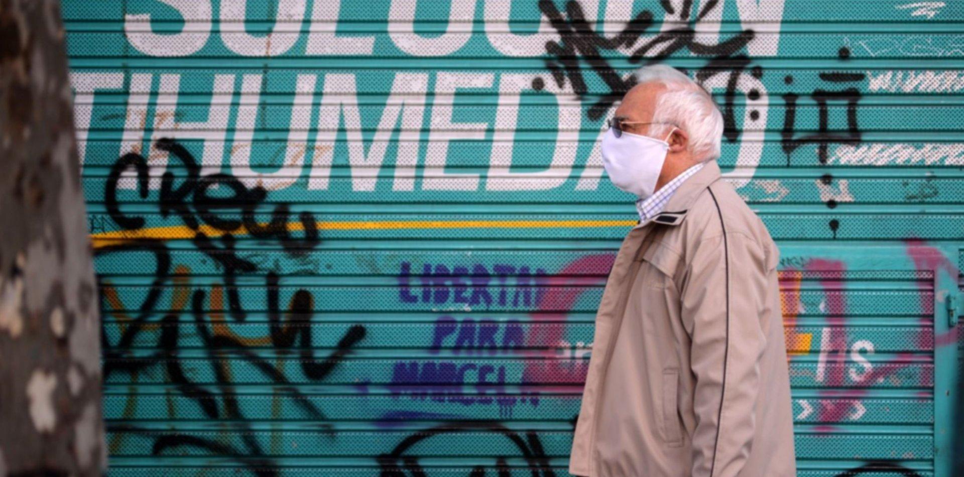 La OMS destacó una baja en los contagios y anticipó cuando terminaría la pandemia