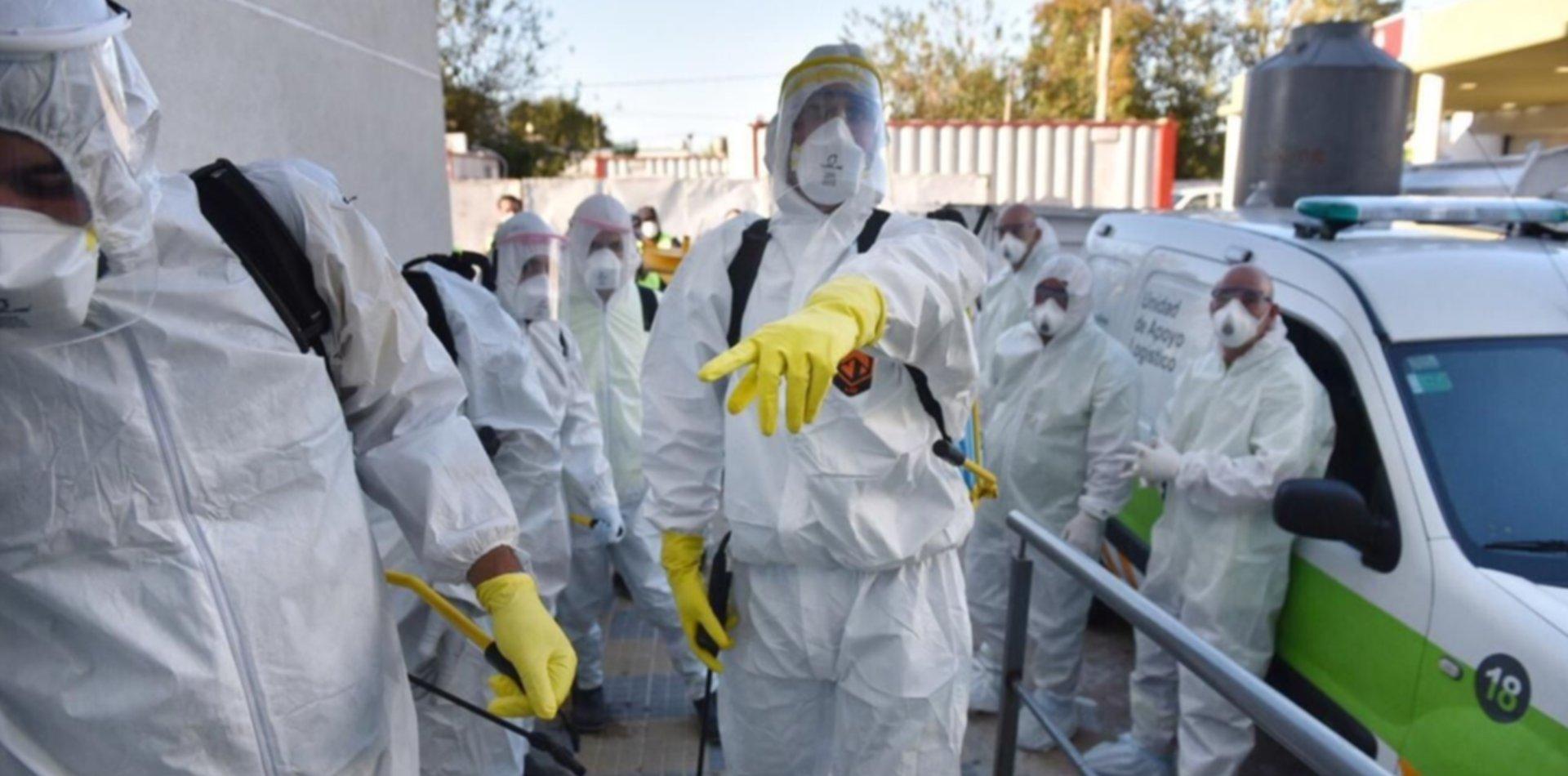¿Cuál es la zona de La Plata con más casos de coronavirus?