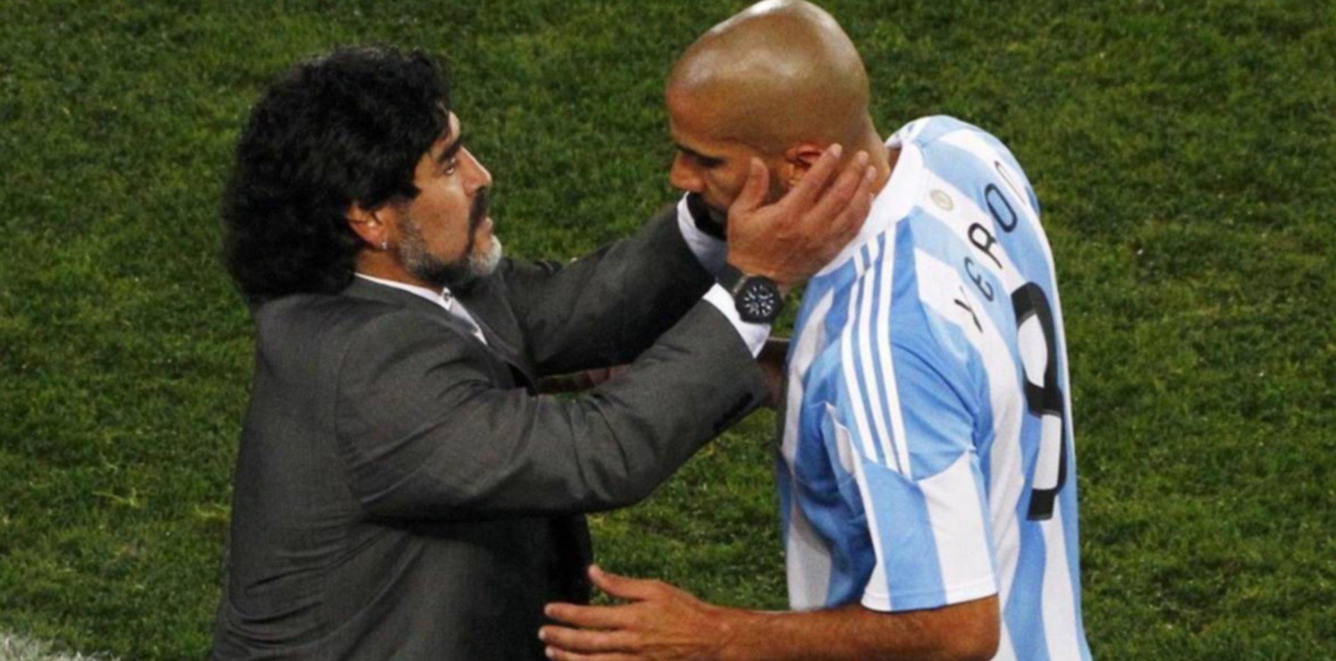 El mensaje de Estudiantes tras la muerte de Maradona