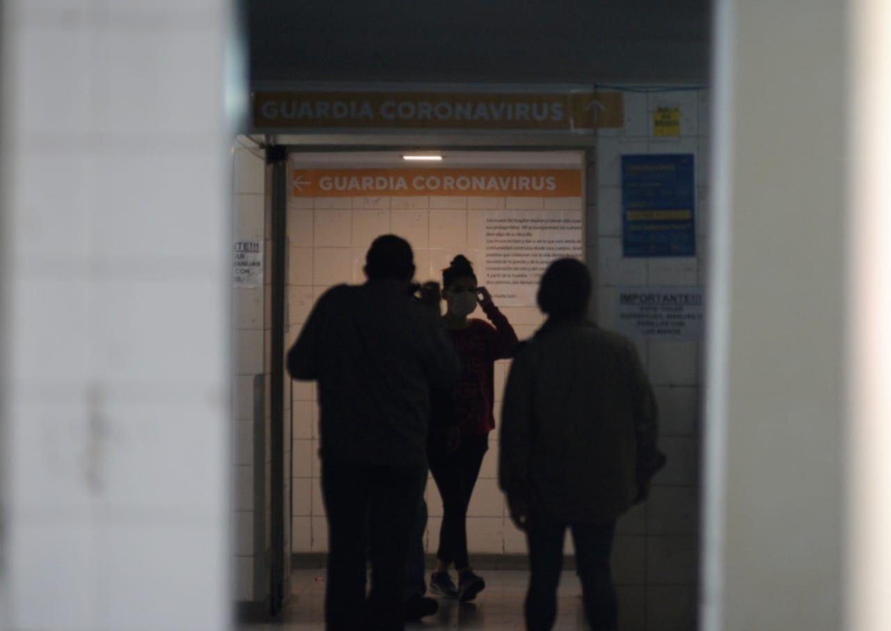 En un solo día, un médico intubó a cinco personas en el Hospital San Martín de La Plata