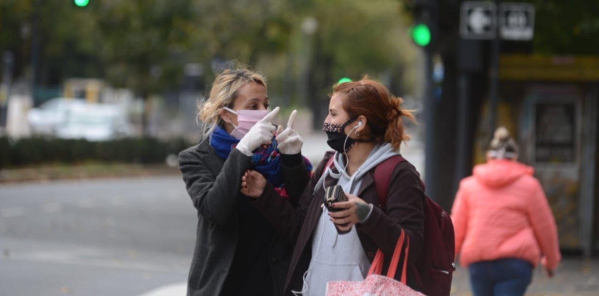 Confirman una muerte y 35 nuevos contagios de COVID en La Plata en las últimas 24 horas