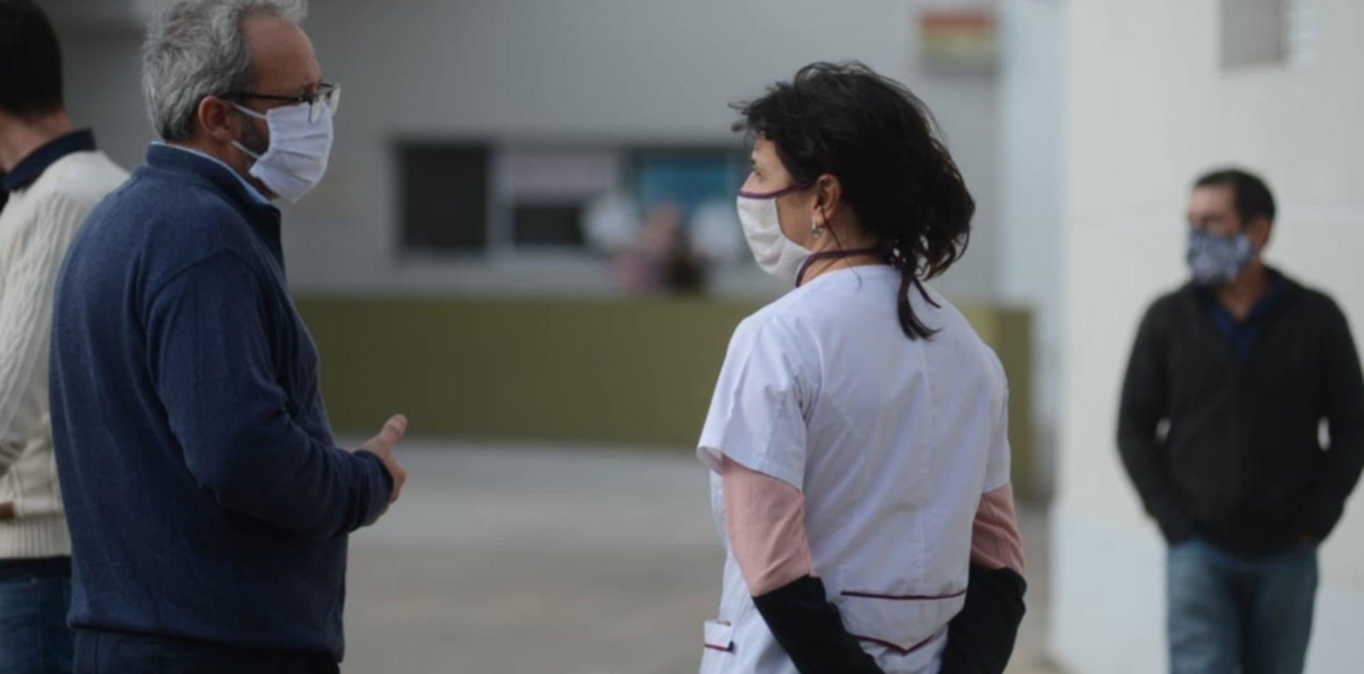 Confirman 20 contagios en las últimas 24 horas y ya son 759 casos de COVID-19 en La Plata