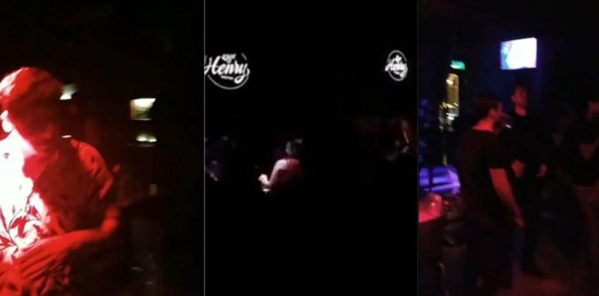 VIDEOS: Bye Henry colapsó de gente y denuncian que no respetan los cuidados sanitarios
