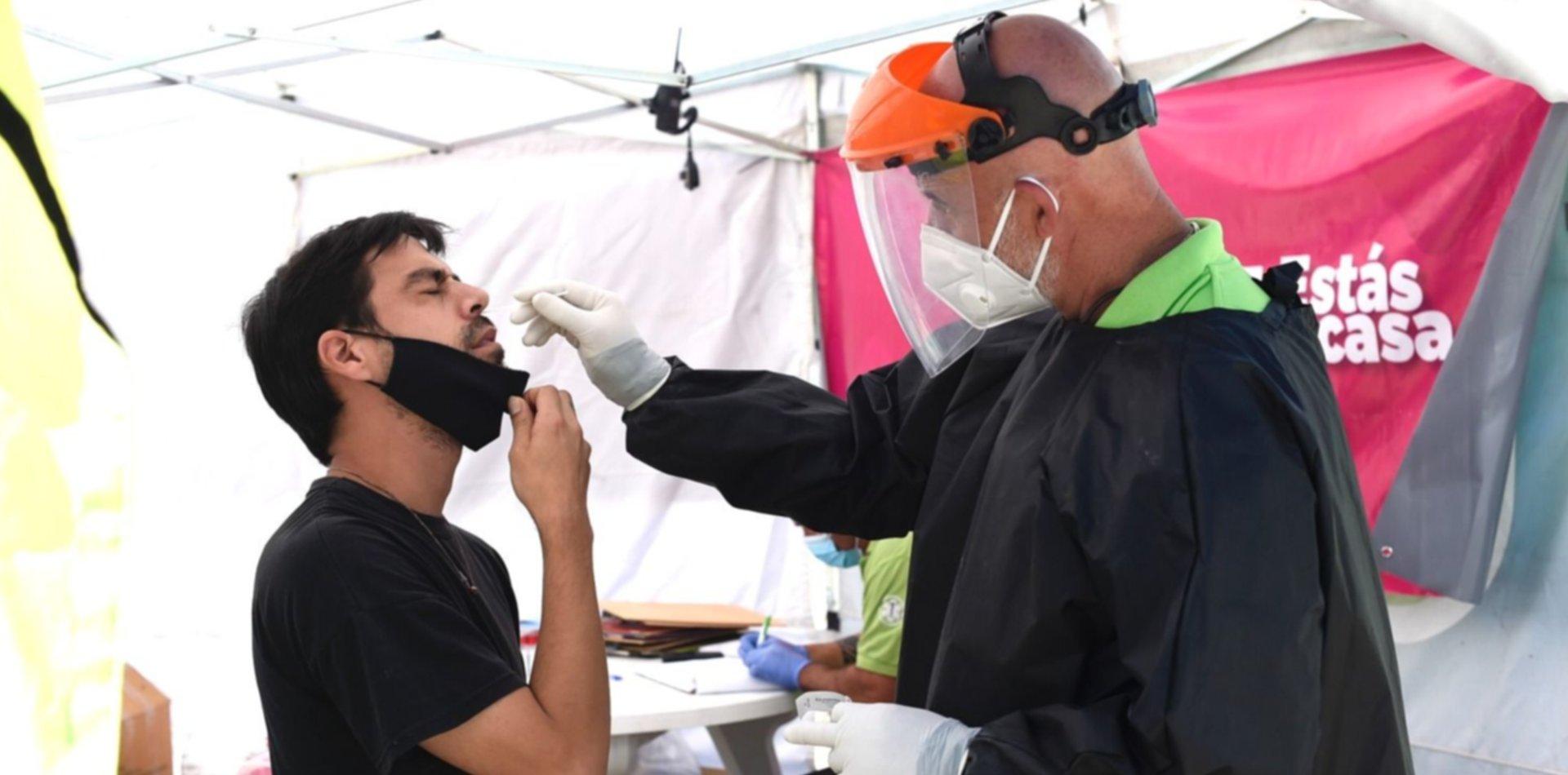Confirmaron 24.086 contagios y 399 muertes por COVID-19 en las últimas 24 horas