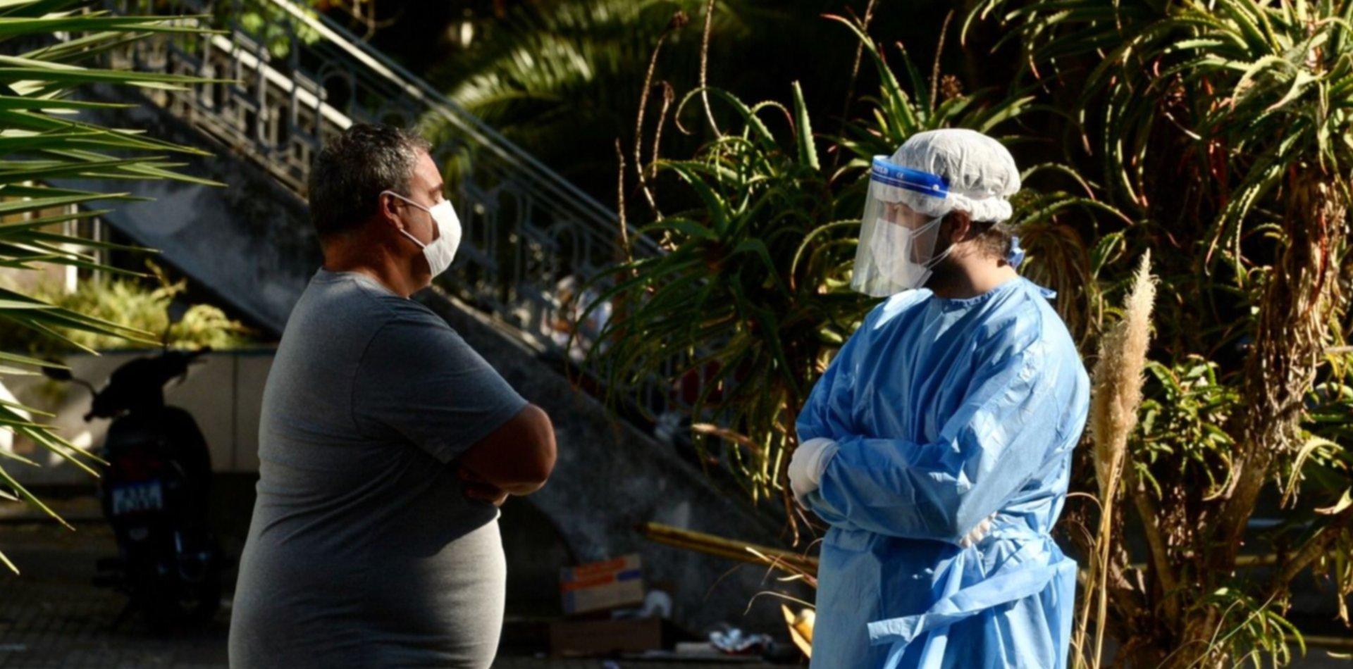 El Municipio recomienda cómo actuar ante un caso de coronavirus en La Plata