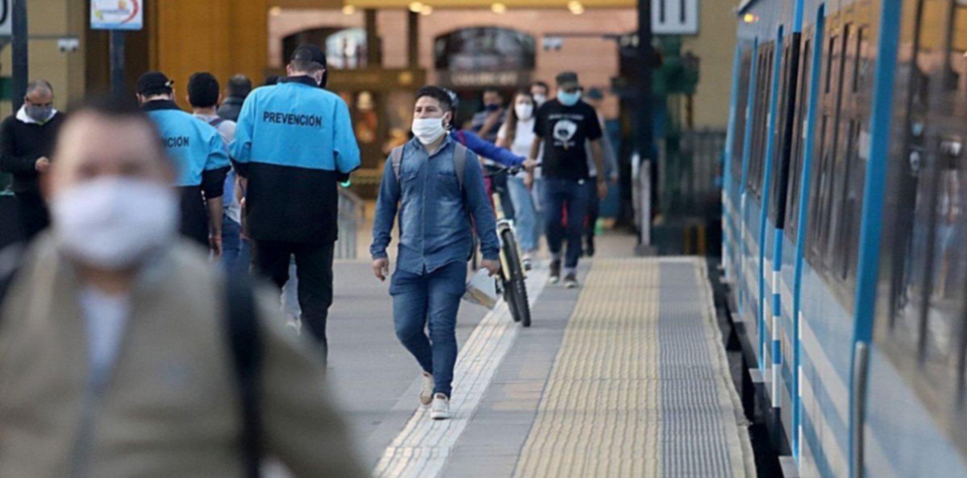 El Gobierno define medidas para mejorar el transporte público y prevenir los contagios