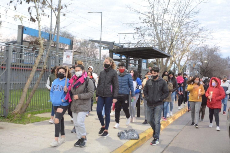 Nueva marcha y corte de tránsito para exigir mayor seguridad para Villa Castells