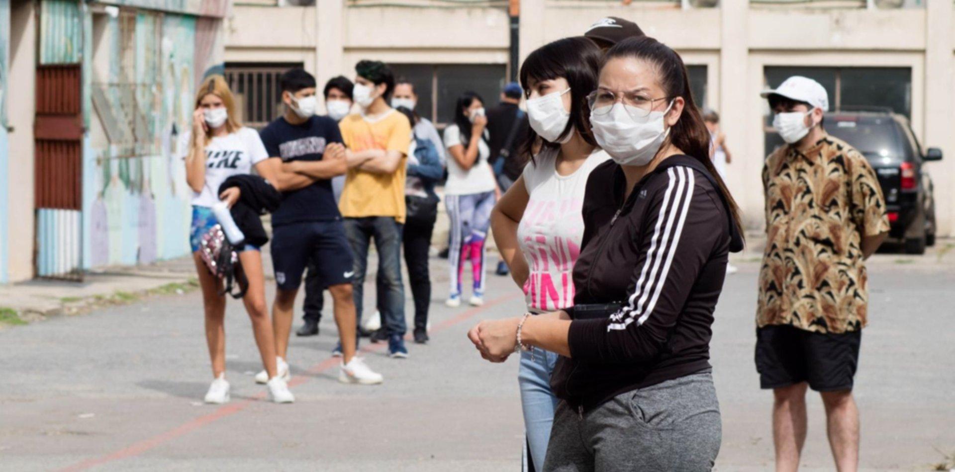 La OMS anunció cambios sobre las formas en las que se transmite y contagia el COVID
