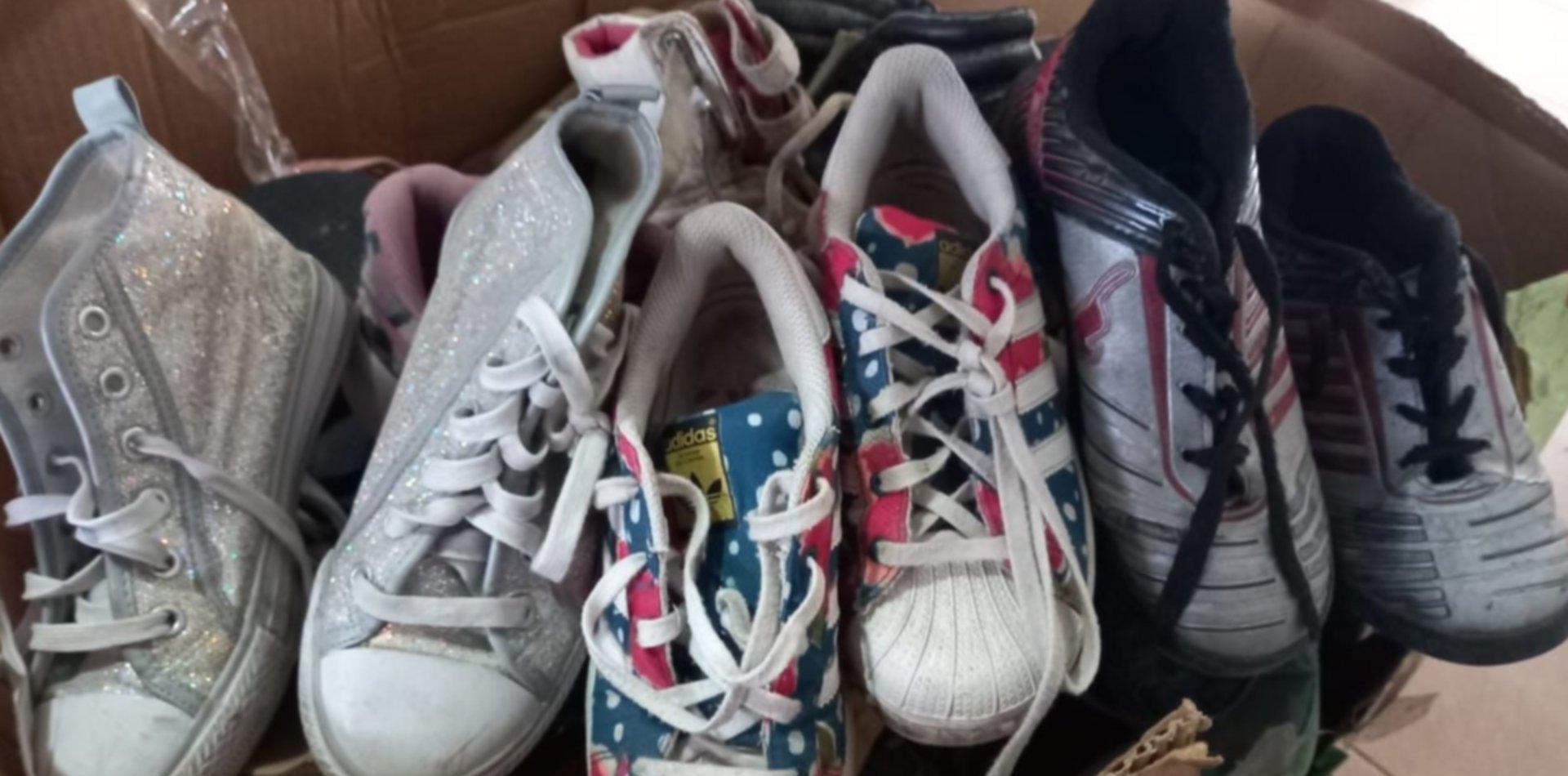 "Comercios de La Plata se suman a la tradicional colecta ""Pies Calentitos"""