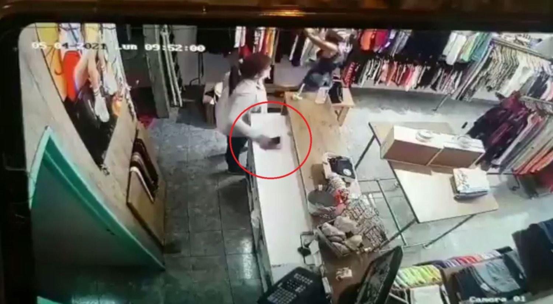 """""""¡Andate de acá, sinvergüenza!"""": la reacción de la dueña de un local platense ante un robo"""