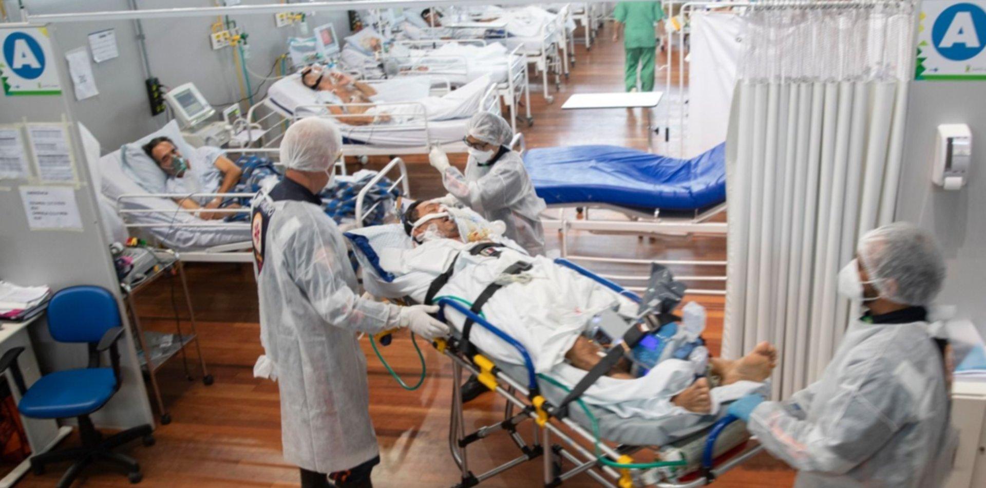 """""""Paremos antes que sea demasiado tarde"""": el duro spot de la Provincia por la pandemia"""