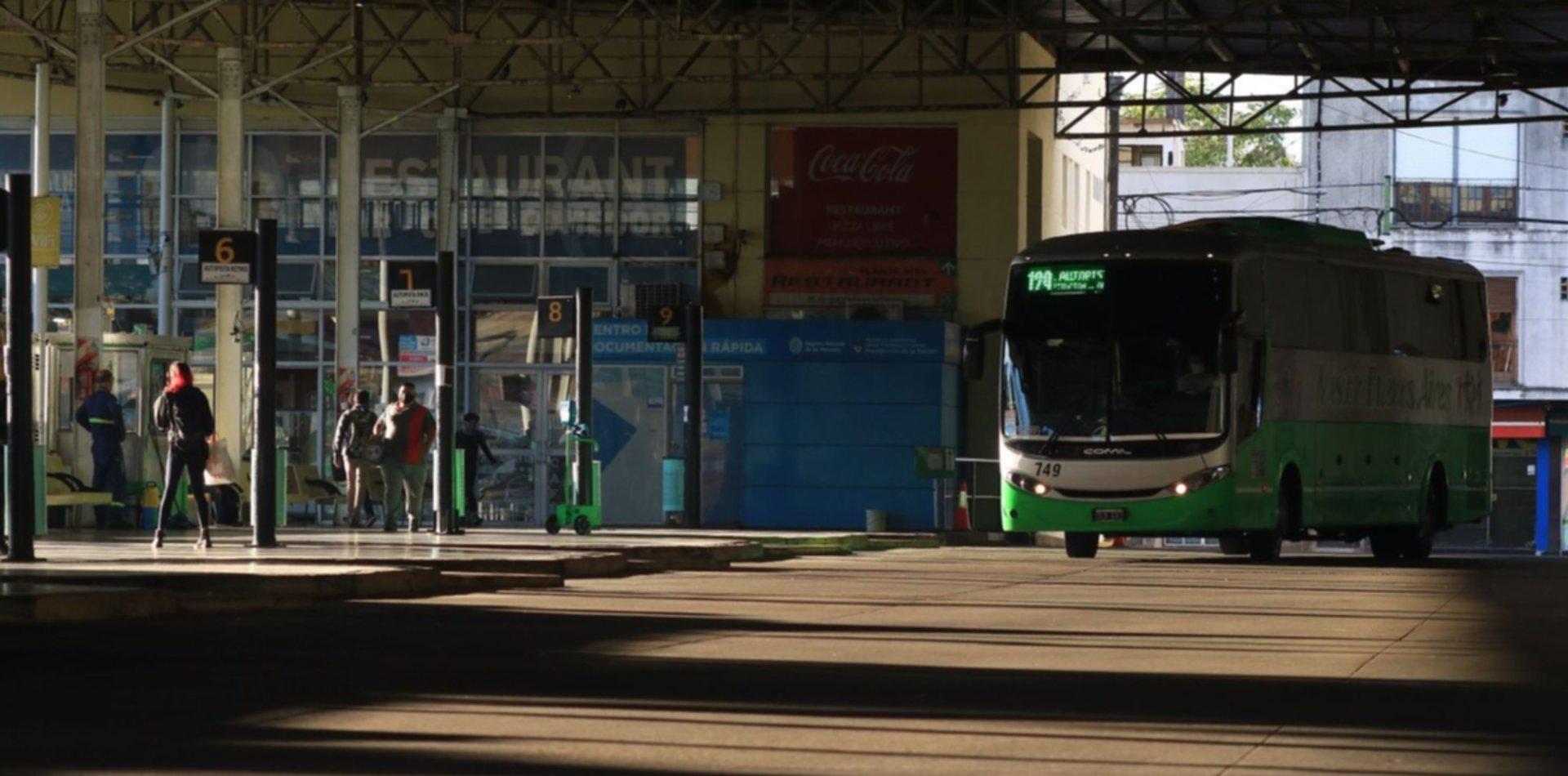 Garro quiere terminar su mandato mudando la Terminal: ¿cuáles son los lugares posibles?