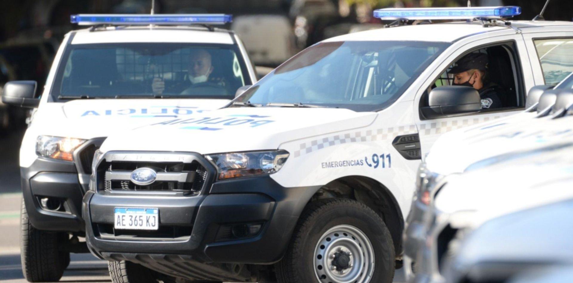 Pesadilla para un abogado y dos nenes de 11 años durante una brutal entradera en La Plata