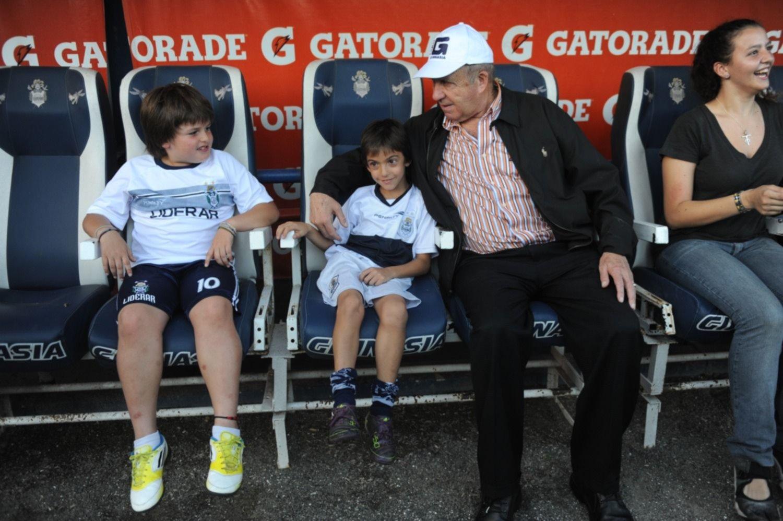 """El homenaje de Gimnasia a Griguol: """"Líder, formador y forjador de personas"""""""
