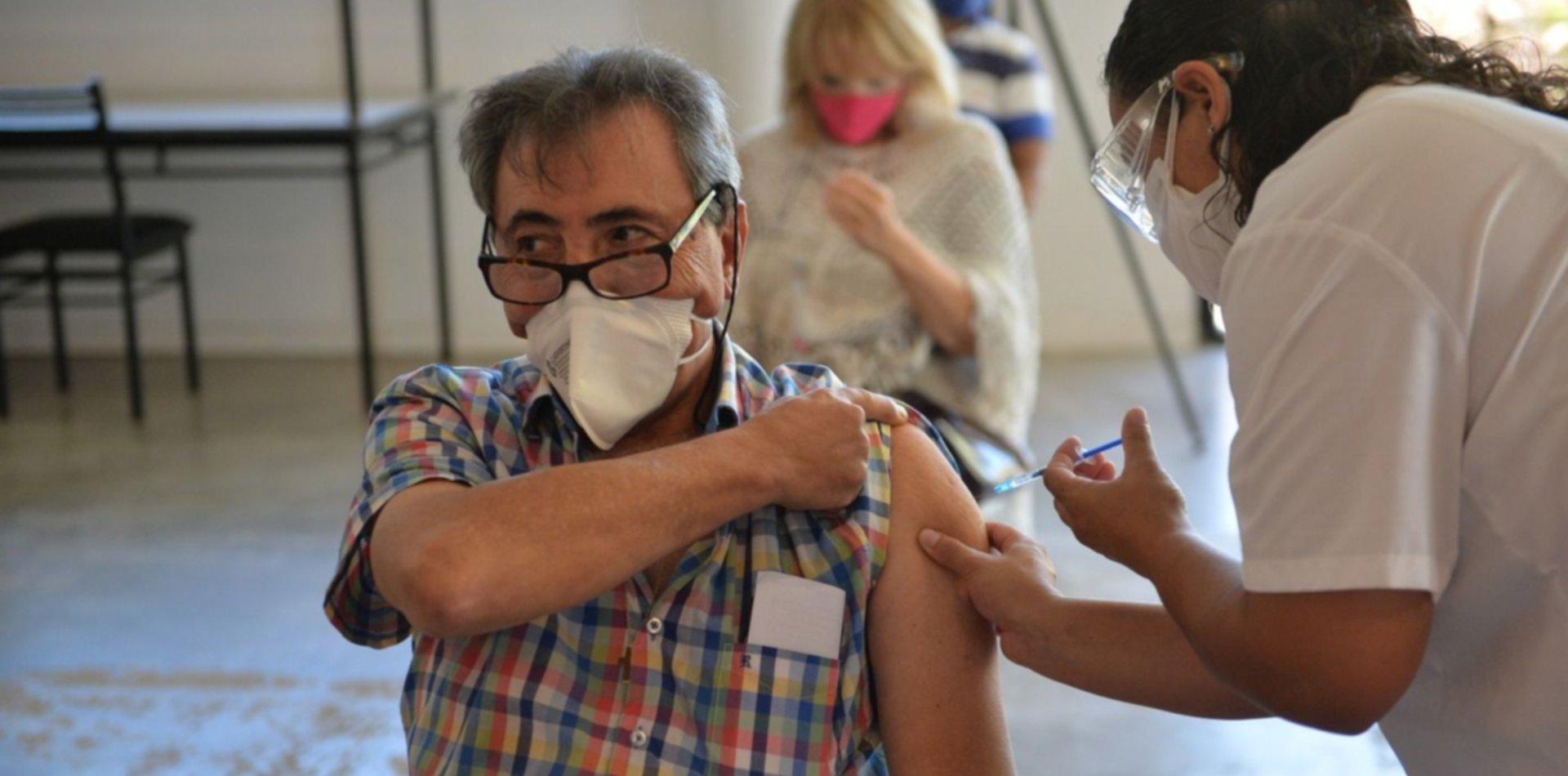 Ya son 8.686 las personas que no pudieron demostrar ser de riesgo al momento de vacunarse