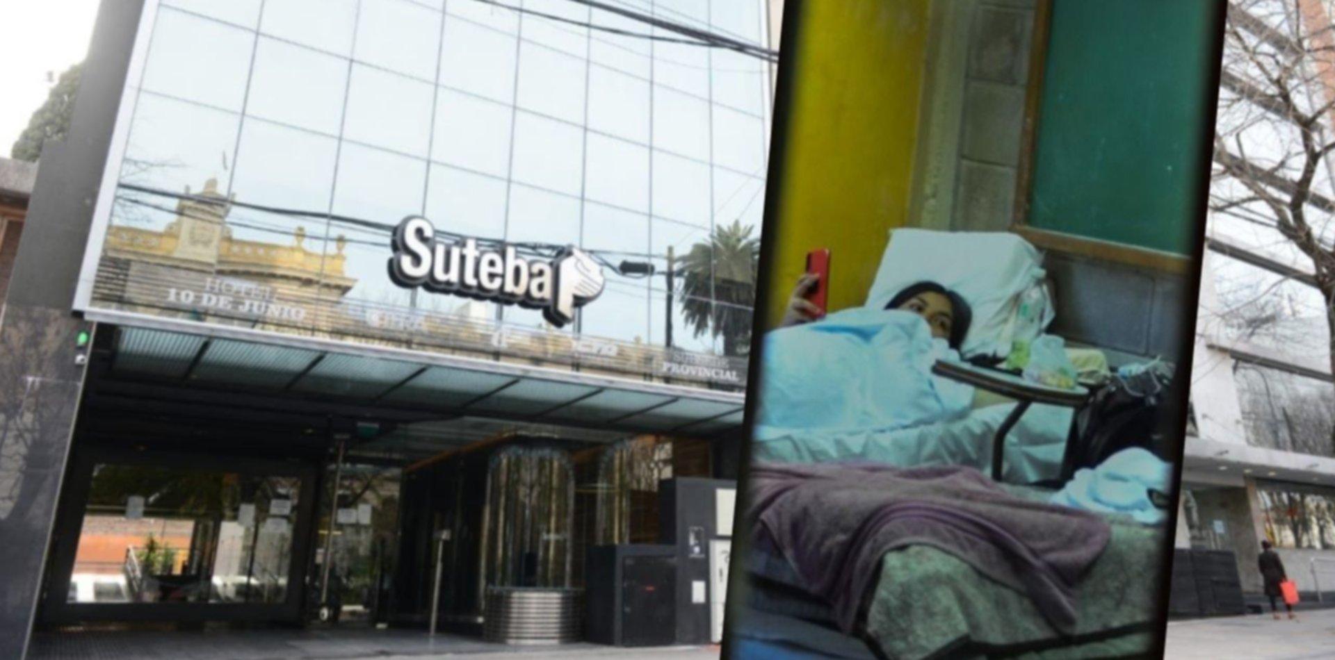 El hotel de Suteba contará con oxígeno y equipamiento para recibir pacientes de COVID-19
